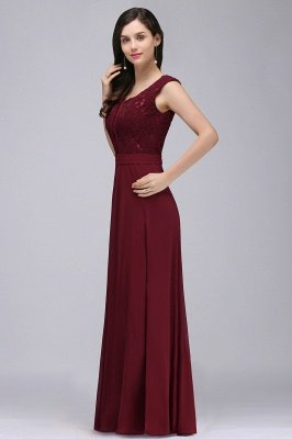 Sleeveless Prom Evening Dresses