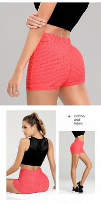 Women's Stretch Jersey Bike Studio Sculpt Mid-Length Yoga Short_28