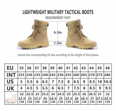 Легкие тактические ботинки Breach 2.0 на молнии, женские мужские модные кожаные ботинки цвета хаки 1460_13