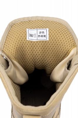Легкие тактические ботинки Breach 2.0 на молнии, женские мужские модные кожаные ботинки цвета хаки 1460_10