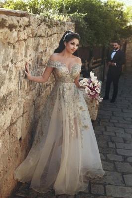 Off-the-Shoulder Пром платье | Вечерние платья Tulle Lace Appliques_3