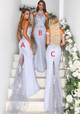 Multi-Style 2021 Bridesmaid Dress | Mermaid Lace Maid of Honor Dress On Sale_1