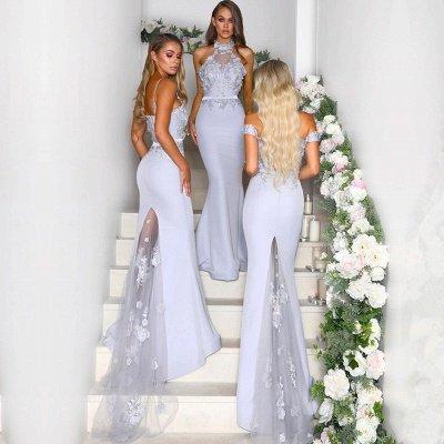 Multi-Style 2021 Bridesmaid Dress | Mermaid Lace Maid of Honor Dress On Sale_3